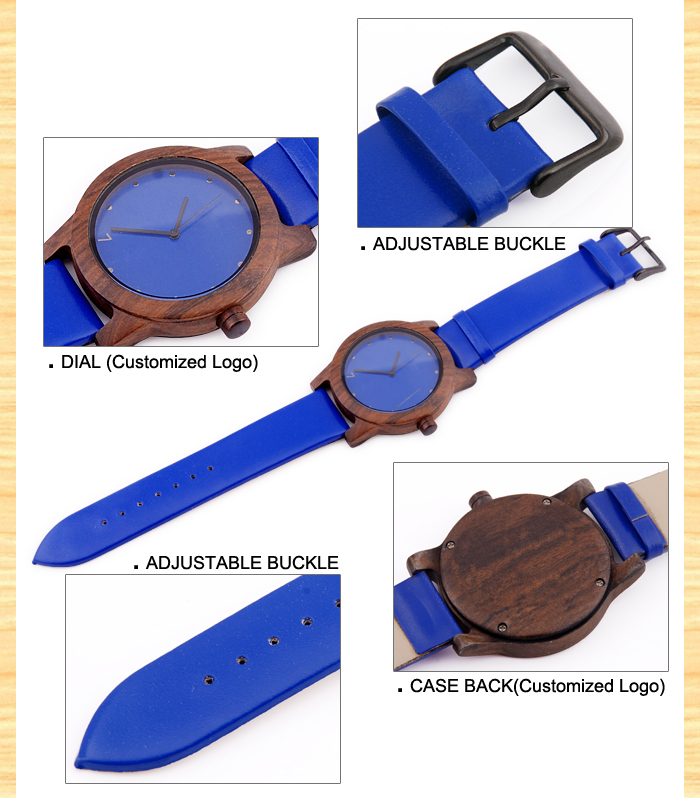 Factory Directly Women Watches Wood/Couple Lover Wrist Watch With Your Name For Birthday Gift