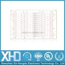 ROHS UL approved Aluminium LED light PCB aluminum pcb for led