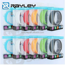 New Fashion Sport Health Features silicon bracelet swatch