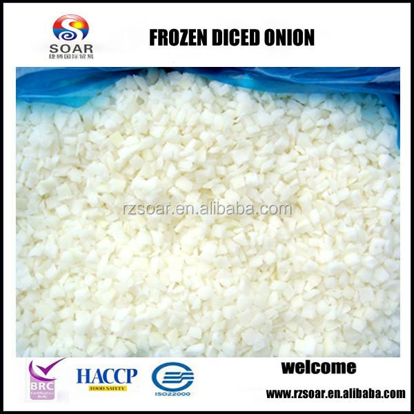 IQF frozen onion