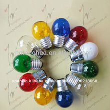 Decorativos de color globos terráqueos 5-15w bombillas