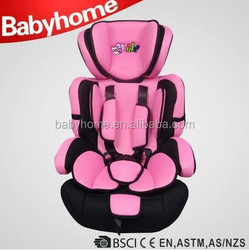 2014 Adjustable baby safety car seat