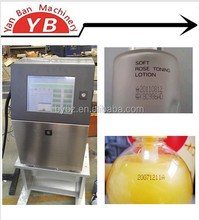 YB-28K 1-4 lines Automatic Expiry Date Serial Number Printing Machine Inkjet