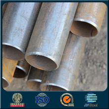 China supplier steel pipe diameter 250mm chinese tube /asian tube china