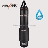 MaxxMMA 5ft Water/Air Boxing Punching Bag with Cushion Wrap
