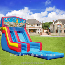 air fun inflatables ocean theme kids playing inflatable slide for fun