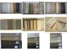 2015 Paper Curtain Vertical Window Blinds Parts