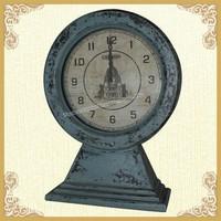 Farm desktop clock,artistic desktop clock