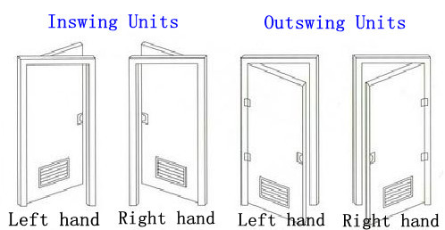 China Wholesale Finished Steel Doors Solid Wooden Edge Interior Door