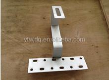 Best easy install stainless steel hook solar panel roofing hook