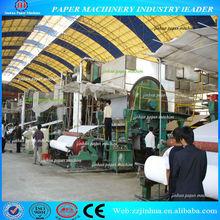 Toilet paper machine manufacturer in China