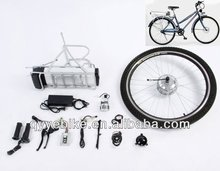 cheap 36V 250W electric bike convertion kit with CE