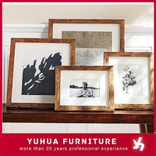 Hot Sale Multi Size Wooden Photo Frame For Home Decor Table Top