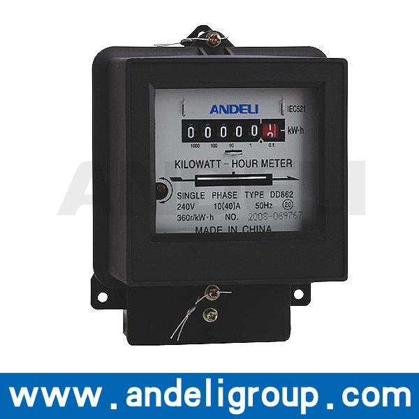 Kilowatt Hour Meter : Kwh meter china test equipment box