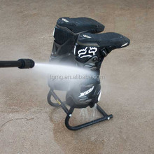 Boots wash stand motorcycle boot stand