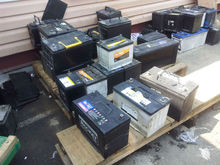 USED CAR BATTERY