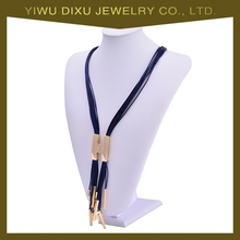 Yiwu Factory Supply Long Necklace Jewelry For Women Fashion Statement Necklace