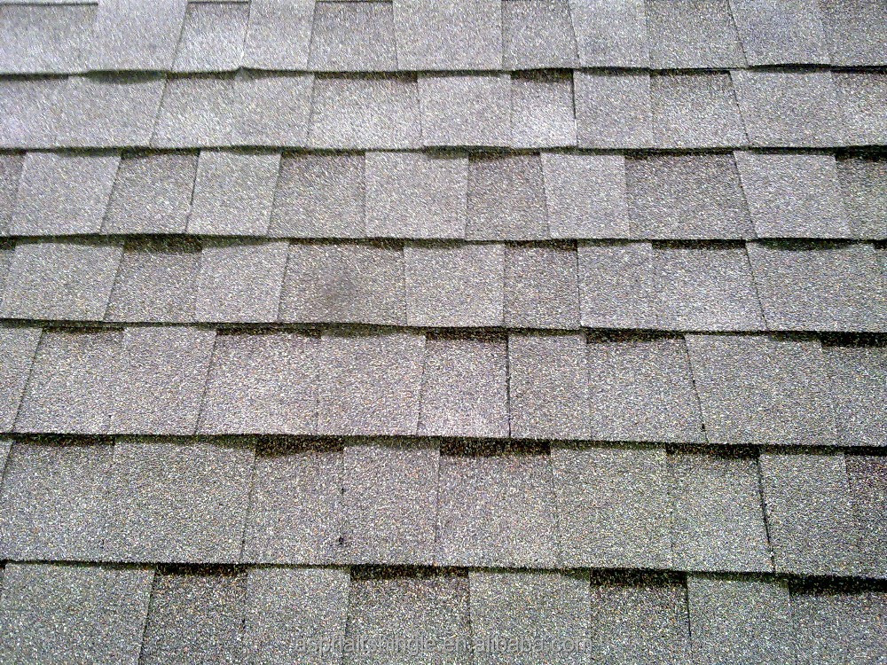 recycled materials flexible roofing material double layer