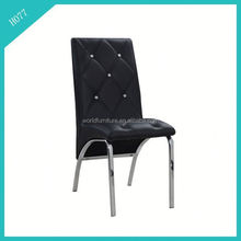 luxury soft leather dining room chair hotel luxury dining chair