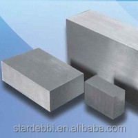 Pure custom-made tungsten block for sale