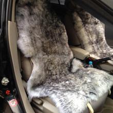 Comfy And Plush Long hair Australian sheepskin car seat covers