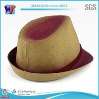 wholesale cowboy hats satin sequin ribbon wool felt hats