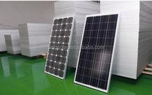 Best price per watt PV mono solar panel 300 watt monocristalino paneles SFM30072