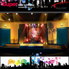 indoor/Outdoor advertising LED sign outdoor p6 p8 p10 ultra slim led screen rental LED Display Board