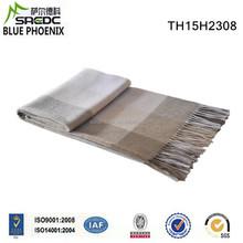 BLUE PHOENIX soft 100% wool thick winter big scarf shawl