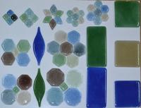 Kitchen and Bathroom Backsplash Crystal Tiles