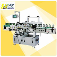 automatic two-sided self-adhesive labeling machine