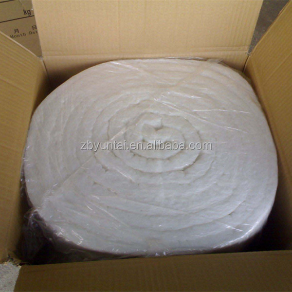 Ceramic Fiber Blanket Used In High Temperature Insulation For Fireplaces Buy Insulation For