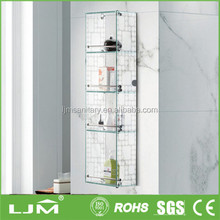 wholesale graceful and cute wall mounted suction cup dryer rack