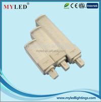 Epistar chip SMD2835 led PL light g24 g23 e27 11w 120degrees