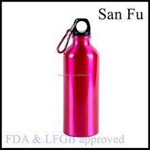 100% leak-proof sgs fda approved 500/600/750ml aluminum sports water bottle,aluminum drink bottle