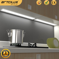Line effect Creative high quality low voltage under cabinet lights with 800lms