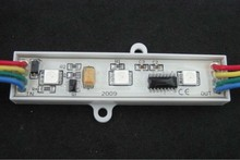 3leds Waterproof IP67 China backlit led module for light DC12V