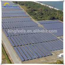 aluminum solar panel installers, solar pv mounting system for ground installation