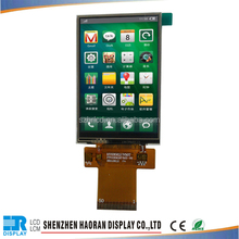 TFT LCD Capacitive touch screen 3.5 inch display with MCU and RGB interface