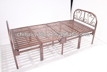Promotion!!!General Used Round Tube Bed(factory manufacturer)