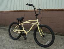 Cheap men beach cruiser,adult men adult beach cruiser bike bicycle factory