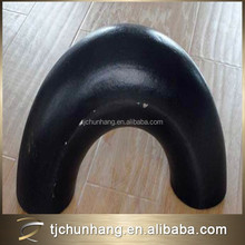 pipe fitting 180 degree elbow/pipe joint/pipe bend with factory price