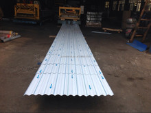 32gague zinc corugated roofing sheet/ full hard zinc roofing sheet/aluminum corrugated roofing sheet 900mm