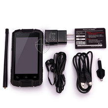 Outdoor GPS sos rugged blue mobile phone waterproof china phone software updates for free