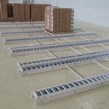 Wuxi origional JIS standard quality non-power low carbon steel gravity roller conveyor for conveyor system line