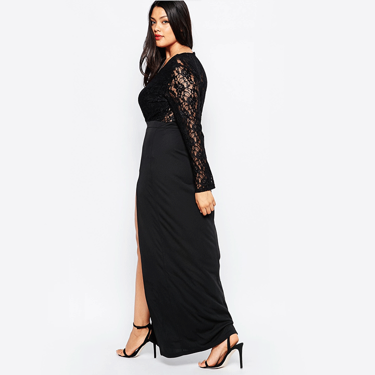 Awesome Long Gown For Fat Ladies Crest - Best Evening Gown ...