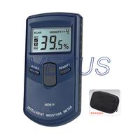 Inductive Digital Paper Moisture Meter tester MD919 4%~40%RH