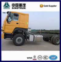 HOWO 10 wheeler truck chassis for sale