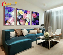 High quality modern flower watercolor paintings