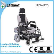 el control de pg de alta potencia de la espalda sillón de ruedas para minusválidos